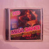 Vand dublu-cd Mega Dance, original, sigilat - Muzica Dance roton