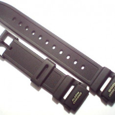 Curea ceas Casio SGW-300H, SGW-400H, SGW-500H, AQW-100-101, AE-1000W, si alte modele.