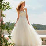 Rochie de mireasa Mori Lee ( Avangarde Brides)