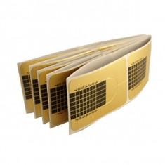 Ustensile - 50 de sabloane pentru constructie unghii false, tipsuri