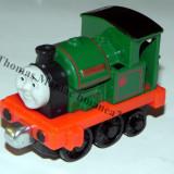 Trenulet de jucarie, Metal, Unisex - TAKE Along / TAKE-n-Play cu magnet - Thomas and Friends trenulet jucarie - locomotiva PETER SAM - (PSEX1)