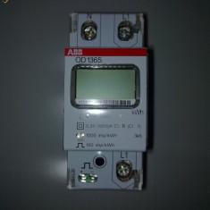 Tablou electric - Contor ABB Monofazat pe Sina ( 65A )