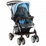 Carucior copii 2 in 1 DHS Baby - Carucior Funky Albastru