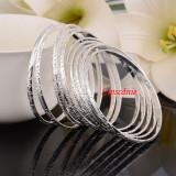 Bratara placata cu argint - un cadou special de Paste