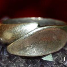 Inel vechi antic argint 835 model interesant!!! - Inel argint