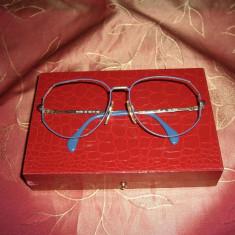 Rama ochelari Silhouette, vintage, retro, Unisex, Metal, Rama intreaga, Fashion