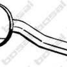 Toba finala auto - Toba esapamet intermediara OPEL VECTRA A hatchback 1.6 i CAT - BOSAL 281-159