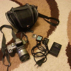 Aparat foto Panasonic DMC - FZ8 - DSLR Panasonic, Body (doar corp), Sub 8 Mpx