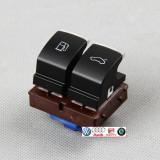 Electrica auto, Volkswagen, PASSAT (3C2) - [2005 - 2010] - Buton crom deschidere portbagaj, usa rezervor OEM VW Passat B6, CC, B7