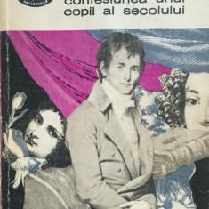CONFESIUNEA UNUI COPIL AL SECOLULUI - Alfred de Musset - Roman
