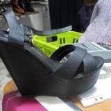 sandale(platforma) din piele Atmosphere