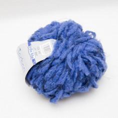 Ata - Fire tricotat/crosetat TECHNO - culoare albastra