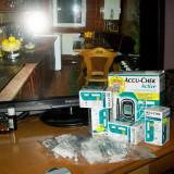 Accu-Chek ace glicemie x 25buc