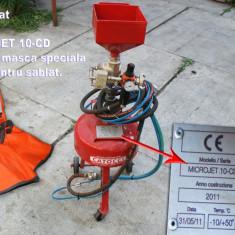 Masina de sablat - Dispozitiv de sablare Service