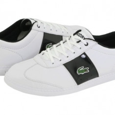 Adidasi copii Lacoste Kayne Pro - adidasi originali - piele naturala