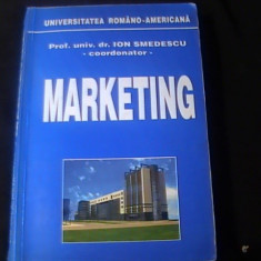 MARCHETING- SMEDESCU-MARCHETING- TESTE GRILA - Carte Marketing