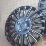 Capace roti pe marimea 13 albastre model spitat