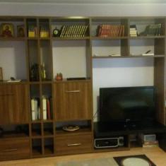 Biblioteca living - Mobila sufragerie-MOBEXPERT