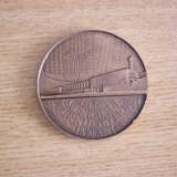 Medalii Romania, An: 1971 - MBD2 - OMAGIALA - MUNICIPIUL TURNU SEVERIN 1850 ANI DE EXISTENTA - 1971
