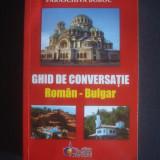 PARASCHIVA BOBOC - GHID DE CONVERSATIE ROMAN BULGAR