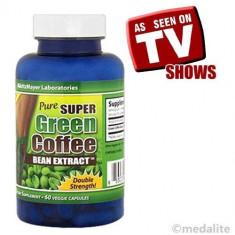 Capsule cafea verde+ (inele de slabit cadou) din USA arde grasimi 100% naturale - Dieta