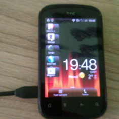 HTC Explorer A310e functional - Telefon HTC, Negru, Vodafone, Single SIM, 512 MB