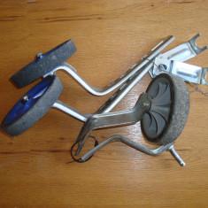 Roti ajutatoare reglabile - Bicicleta Copii
