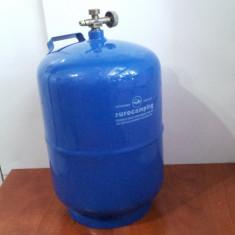 Aragaz/Arzator camping - Butelie voiaj/camping 8 litri-butelie cu arzator inclus 8litri, butelii camping