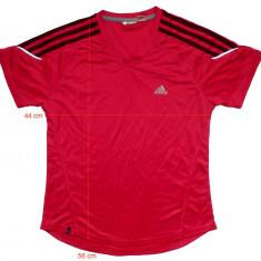 Tricou sport sala jogging ADIDAS Response (dama M spre L) cod-172178 - Tricou dama Adidas, Marime: M, Culoare: Alta, Maneca scurta