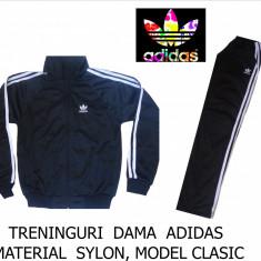 Trening dama Adidas, Poliester - TRENINGURI CLASICE ADIDAS, MATERIAL SYLON, LIVRARE GRATUITA