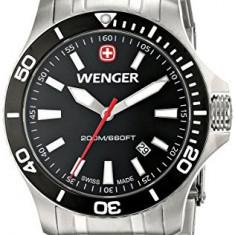 Wenger Men's 0641 105 Sea | 100% original, import SUA, 10 zile lucratoare a22207 - Ceas barbatesc Wenger, Quartz