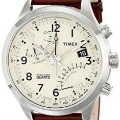 Timex Men's T2N932DH Stainless Steel | 100% original, import SUA, 10 zile lucratoare a22207 - Ceas barbatesc