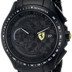 Ferrari Men's 0830087 Race Day   100% original, import SUA, 10 zile lucratoare a32207 - Ceas barbatesc Ferrari, Quartz