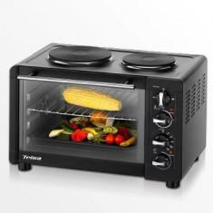Cuptor Electric - Cuptor Trisa electric Bake and Cook cu plite integrate, putere 1500W
