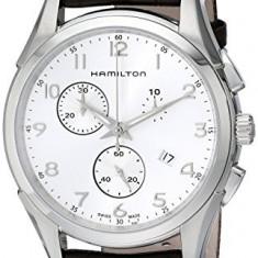 Hamilton Men's H38612553 Jazzmaster Silver | 100% original, import SUA, 10 zile lucratoare a32207 - Ceas barbatesc Hamilton, Quartz