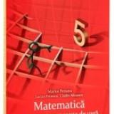 Caiet pentru vacanta matematica. Clasa a 5-a. Clubul matematicienilor - Culegere Matematica