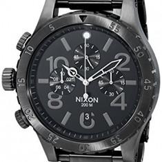 Nixon Men's A486632 48-20 Chrono   100% original, import SUA, 10 zile lucratoare a32207 - Ceas barbatesc Nixon, Quartz