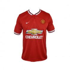 Tricou Nike Manchester United Falcao 9 - Cod Produs15006 - Tricou barbati Nike, Marime: XS, M, L, XL, Culoare: Rosu, Maneca scurta, Microfibra