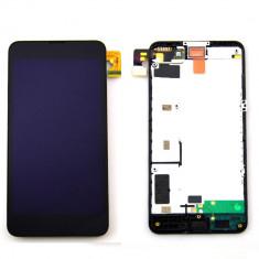 Ansamblu LCD Display Laptop Touchscreen touch screen Nokia Lumia 635 ORIGINAL - Touchscreen telefon mobil