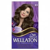 WELLATON Vopsea par Wellaton Kit 61, Blond cenusiu inchis - Vopsea de par