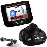Parrot MKi9200 - Sistem avansat car kit hands-free; Redare muzica prin Bluetooth