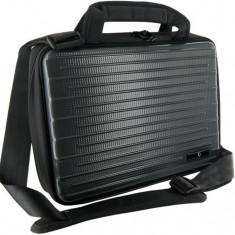 Geanta laptop - 4World geanta ultrabook HC Slim 08572, 11.6 inch, Gri