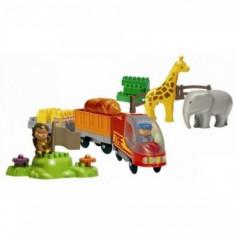 LEGO Technic - Set constructii Circus Train Ecoiffier