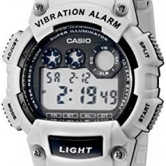 Ceas Barbatesc Casio - Casio Men's W-735H-8A2VCF Vibration Alarm | 100% original, import SUA, 10 zile lucratoare a42707