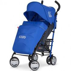 Carucior Sport Ezzo Sapphire - Carucior copii 2 in 1 Euro-cart