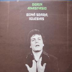 Dorin Anastasiu dupa Julio Iglesias - Muzica Latino electrecord, VINIL