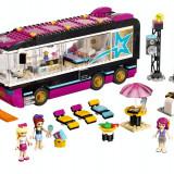 LEGO® Friends Autobuzul de turneu al vedetei pop - 41106