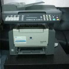 Copiator alb negru Konica Minolta, Copiatoare laser - Vand imprimanta multifunctionala laser Konica Minolta 160