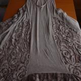 Rochie dantela, marimea M/L, Culoare: Din imagine, Fara maneca