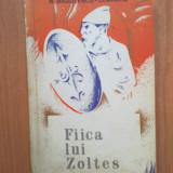 G4 N. Radulescu - Lemnaru - Fiica lui Zoltes - Carte de aventura